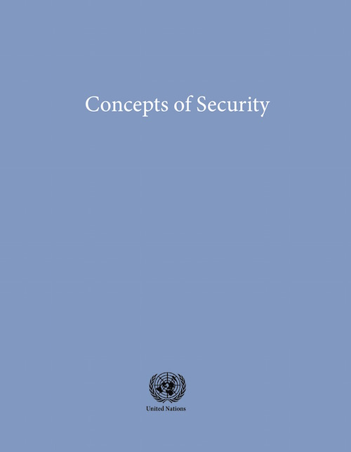 CONCEPTS OF SECURITY