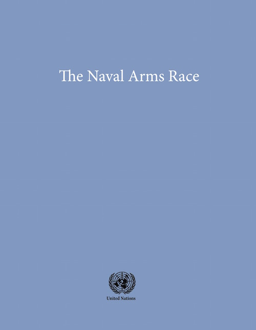 THE NAVAL ARMS RACE