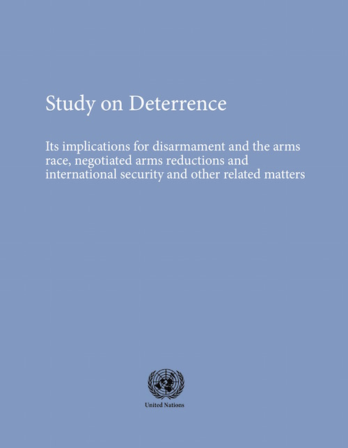 STUDY ON DETERRENCE