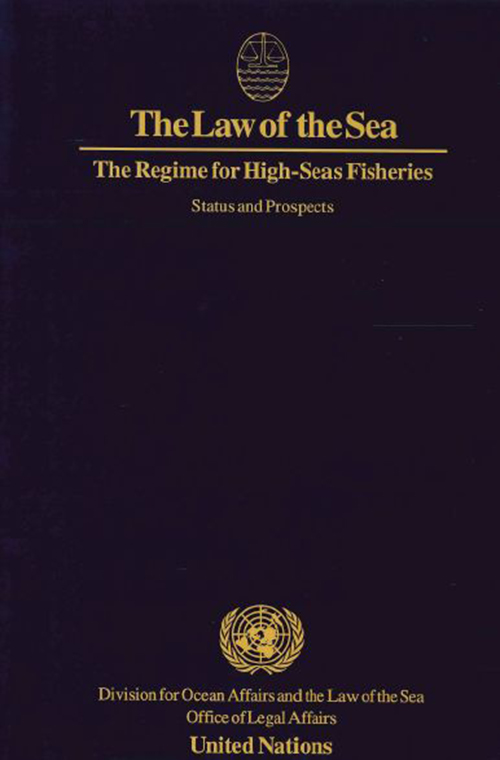LAW OF THE SEA THE REGIME FOR THE
