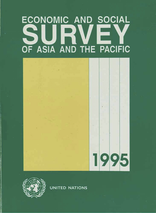 ECON SOC SURVEY ASIA PAC 1995