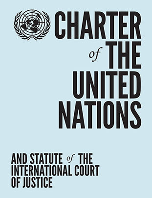 CHARTER OF THE UN & ICJ (2015)