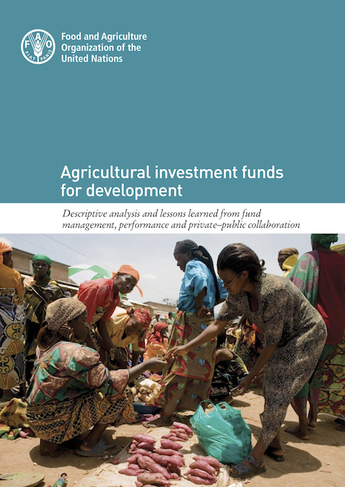 AGRI INVESTMENT FUNDS FOR DEV