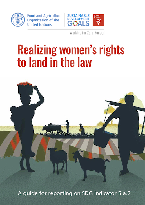 REAL WOMENS RIGHTS LAND LAW