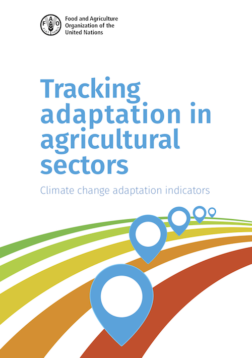 TRACK ADAPT AGRICULT SECTORS
