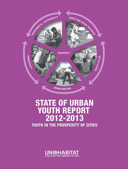STATE OF URBAN YOUTH RPT 2013