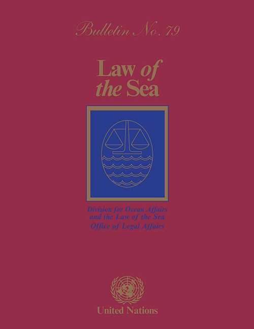 LAW OF THE SEA BULLETIN #79