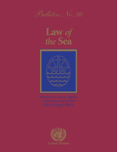 LAW OF THE SEA BULLETIN #96