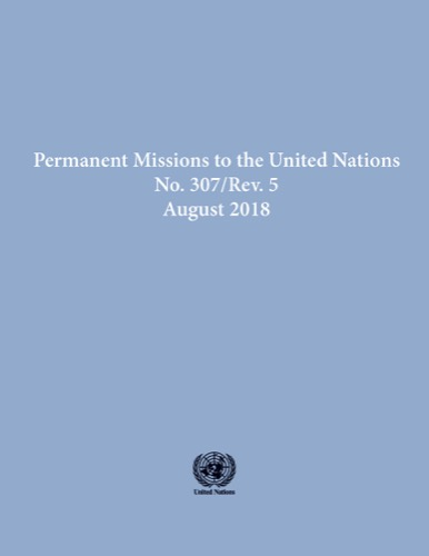 PERMANENT MISSIONS TO UN #307