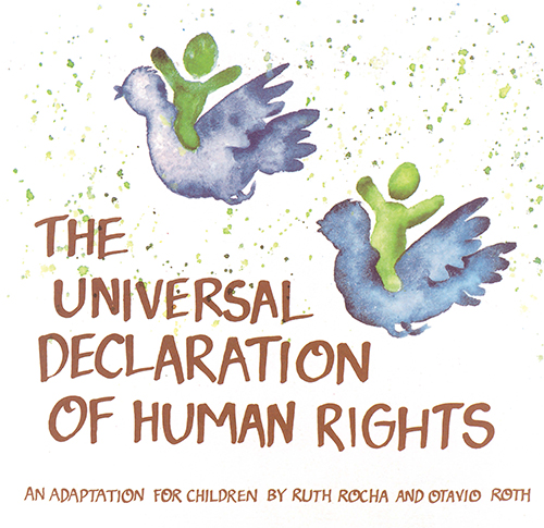 UNIV DECLAR HUMAN RIGHT ADAP (H)