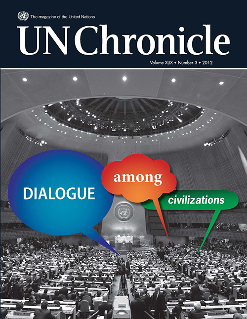 UN CHRONICLE V49 #3 2012