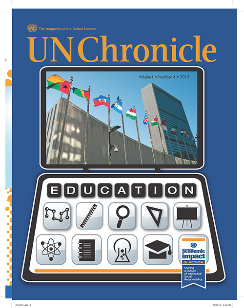 UN CHRONICLE V50 #4 2013