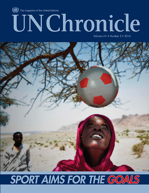 UN CHRONICLE V53 #2 2016
