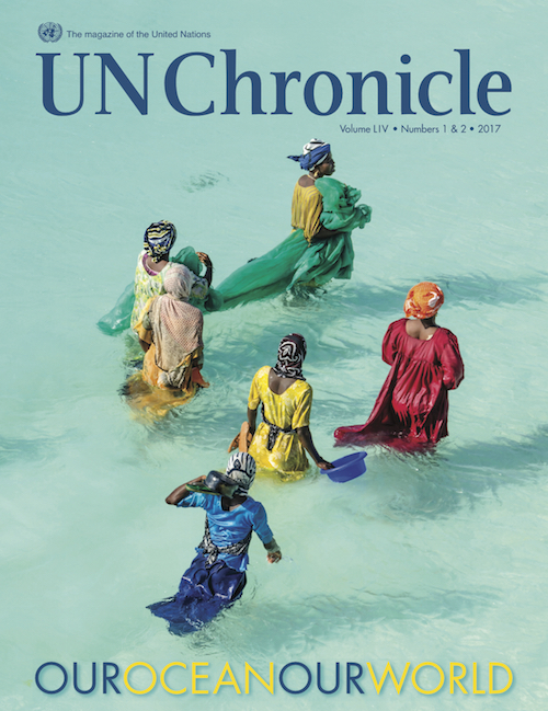 UN CHRONICLE V54 #1&2 2017