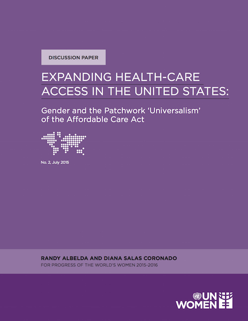 EXPAND HEALTHCARE ACCESS US