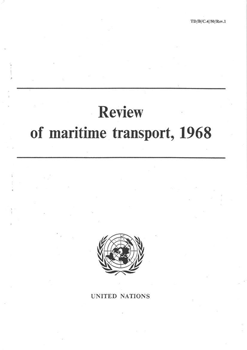 REVIEW MARITIME TRANS 1968