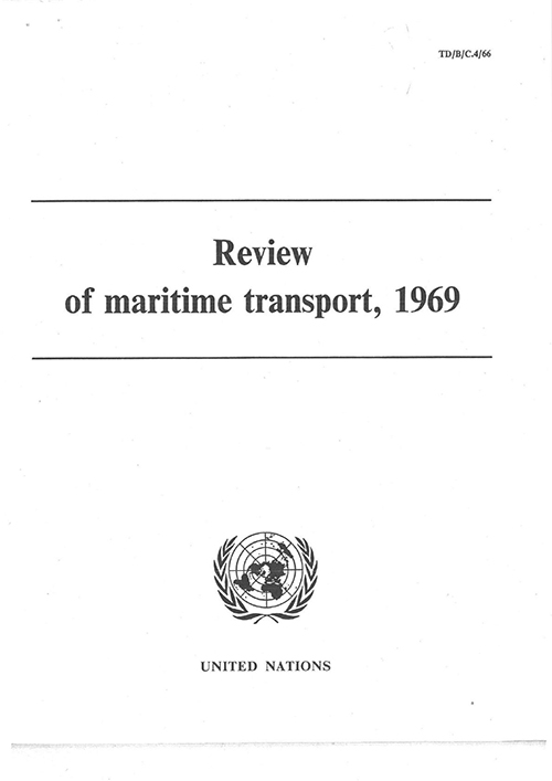 REVIEW MARITIME TRANS 1969