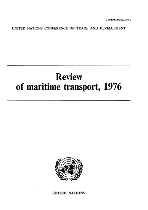 REVIEW MARITIME TRANS 1976