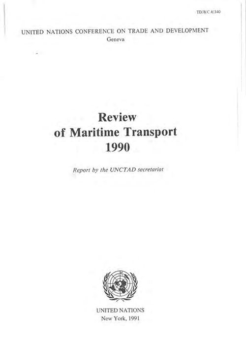 REVIEW MARITIME TRANS 1990