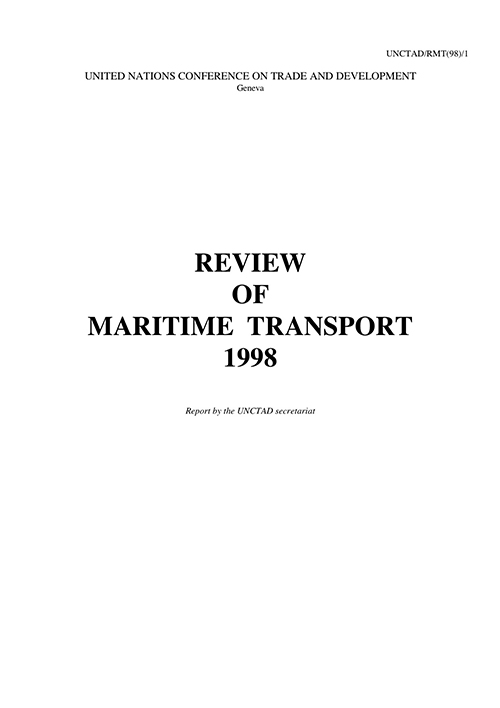REVIEW MARITIME TRANS 1998