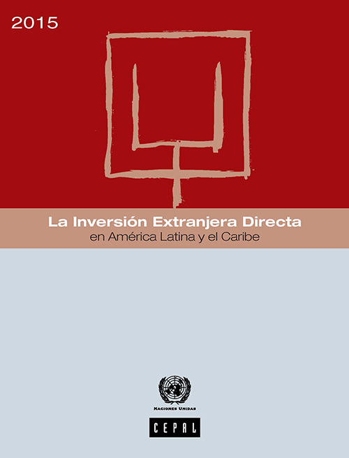 INVERSION EXTRANJERA DIRECTA 2015