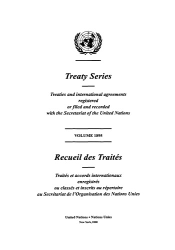 TREATY SERIES 1895