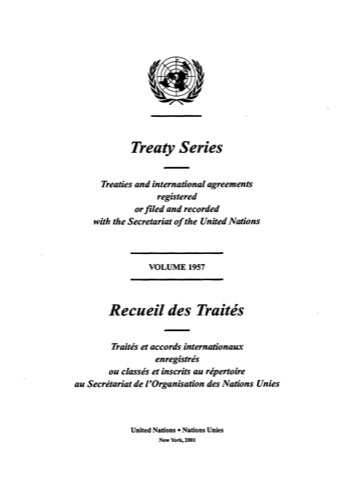 TREATY SERIES 1957