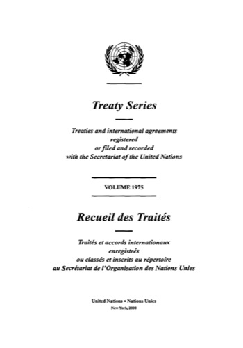 TREATY SERIES 1975