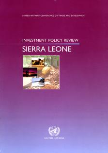 INVEST POLICY REV SIERRA LEONE