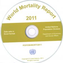WORLD MORTALITY RPT 2011 (CD)