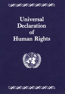the reason why countries signed the universal declaration of human rights