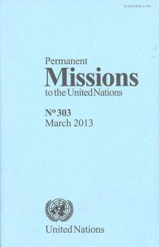 PERMANENT MISSIONS TO UN #303