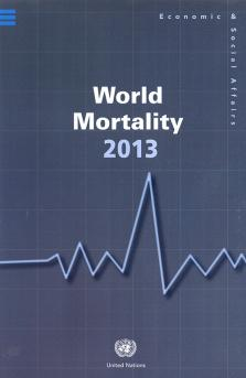 WORLD MORTALITY RPT 2013 (CHRT)