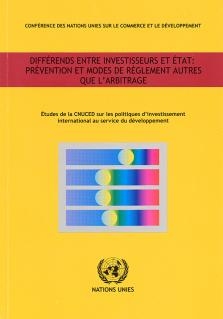 DIFFERENDS ENTRE INVESTISSEURS
