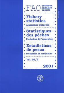 YRBK OF FISHERY STAT 2001 AQUACUL