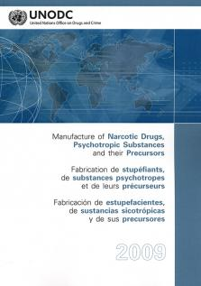 MANUFACTURE NARCOTIC DRUGS 2009