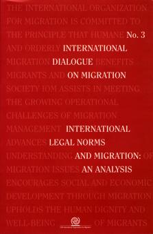 INTL LEGAL NORMS & MIGRATION