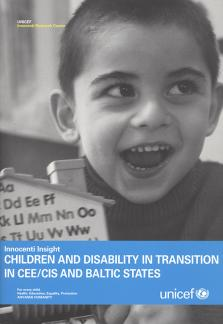 CHILDREN & DISABILITY IN TRANSIT