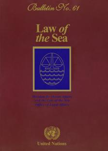 LAW OF THE SEA BULLETIN #61
