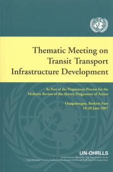 THEMATIC MEETING ON TRANSIT TRANSP