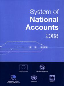 SYSTEM OF NATL ACCOUNTS 2008