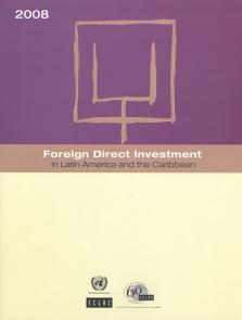 FOREIGN DIRECT INVEST LAT AME 2008