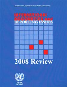 INTL ACC & REPORTING ISSUES 2008
