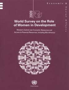 WORLD SURVEY ROLE WOMEN 2009