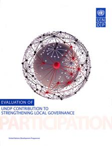 EVAL UNDP CONTRIB LOCAL GOVERNANCE