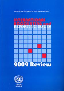 INTL ACC & REPORTING ISSUES 2009