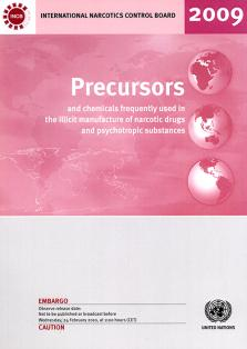 PRECURSORS CHEMICAL FREQ USED 2009