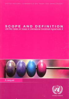 SCOPE & DEFINITION A SEQUEL