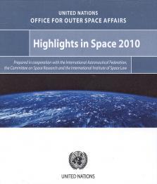 HIGHLIGHTS IN SPACE 2010 (CD)