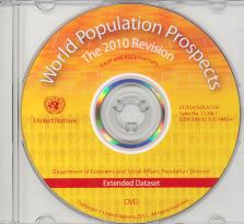 WORLD POPUL PROSPECTS 2010 DVD EXT